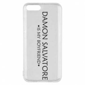 Etui na Xiaomi Mi6 Damon Salvatore is my boyfriend