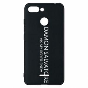 Etui na Xiaomi Redmi 6 Damon Salvatore is my boyfriend
