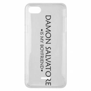 Etui na Xiaomi Redmi 6A Damon Salvatore is my boyfriend