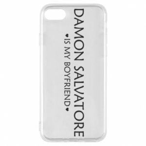 Etui na iPhone 7 Damon Salvatore is my boyfriend