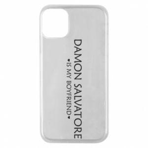 Etui na iPhone 11 Pro Damon Salvatore is my boyfriend