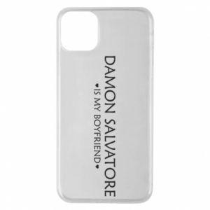 Etui na iPhone 11 Pro Max Damon Salvatore is my boyfriend