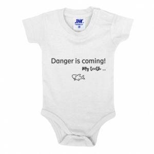 Body dziecięce Danger is coming! My teeth ...
