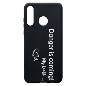 Etui na Huawei P30 Lite Danger is coming! My teeth ...
