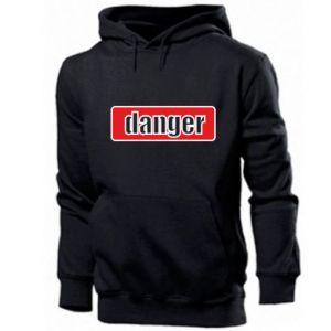 Bluza z kapturem męska Danger