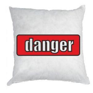 Poduszka Danger