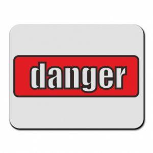Podkładka pod mysz Danger