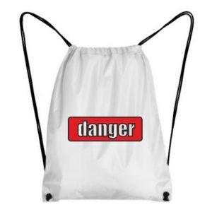 Plecak-worek Danger