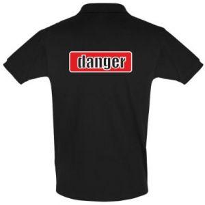 Koszulka Polo Danger