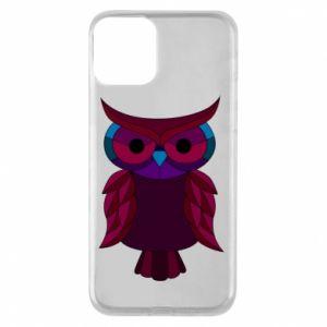 Phone case for iPhone 11 Dark owl - PrintSalon