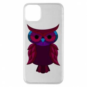 Phone case for iPhone 11 Pro Max Dark owl - PrintSalon