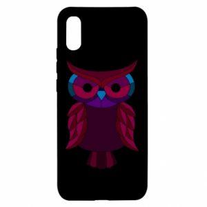 Etui na Xiaomi Redmi 9a Dark owl
