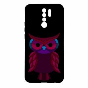 Etui na Xiaomi Redmi 9 Dark owl