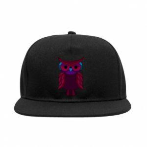 SnapBack Dark owl - PrintSalon