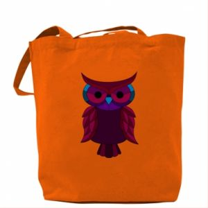 Bag Dark owl - PrintSalon