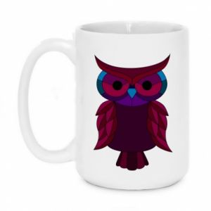 Mug 450ml Dark owl - PrintSalon