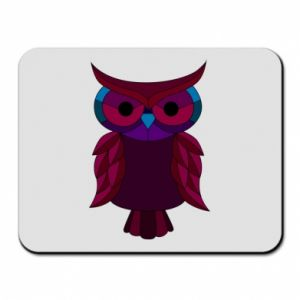 Mouse pad Dark owl - PrintSalon