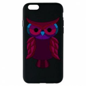 Phone case for iPhone 6/6S Dark owl - PrintSalon