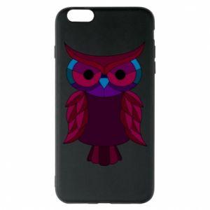 Phone case for iPhone 6 Plus/6S Plus Dark owl - PrintSalon