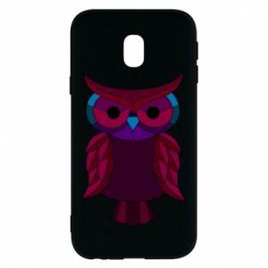 Phone case for Samsung J3 2017 Dark owl - PrintSalon