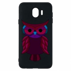 Phone case for Samsung J4 Dark owl - PrintSalon