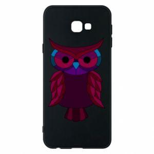 Phone case for Samsung J4 Plus 2018 Dark owl - PrintSalon