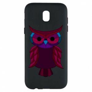 Phone case for Samsung J5 2017 Dark owl - PrintSalon