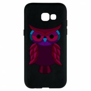 Phone case for Samsung A5 2017 Dark owl - PrintSalon
