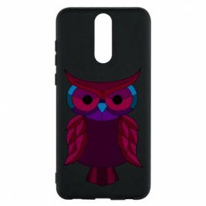 Phone case for Huawei Mate 10 Lite Dark owl - PrintSalon