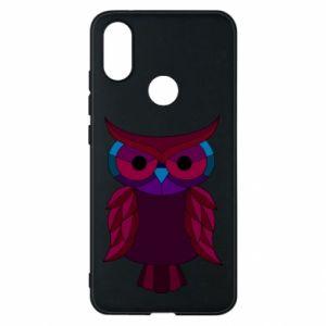 Phone case for Xiaomi Mi A2 Dark owl - PrintSalon