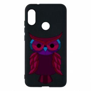 Phone case for Mi A2 Lite Dark owl - PrintSalon