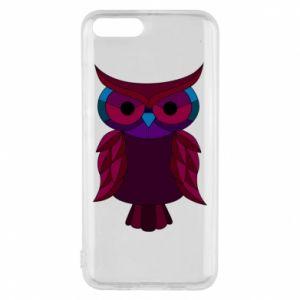 Phone case for Xiaomi Mi6 Dark owl - PrintSalon