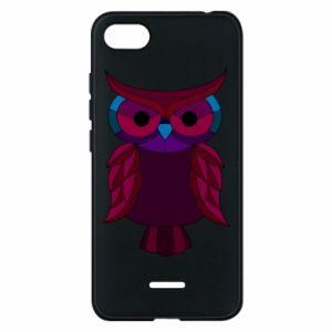 Phone case for Xiaomi Redmi 6A Dark owl - PrintSalon