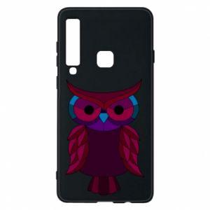 Phone case for Samsung A9 2018 Dark owl - PrintSalon