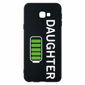 Phone case for Samsung J4 Plus 2018 Daughter charge - PrintSalon