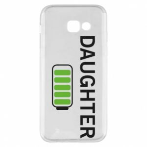 Phone case for Samsung A5 2017 Daughter charge - PrintSalon