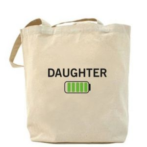 Bag Daughter charge - PrintSalon