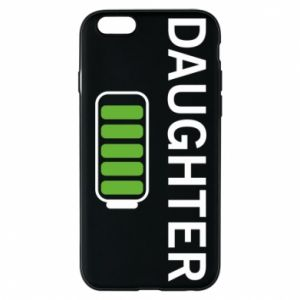 Phone case for iPhone 6/6S Daughter charge - PrintSalon