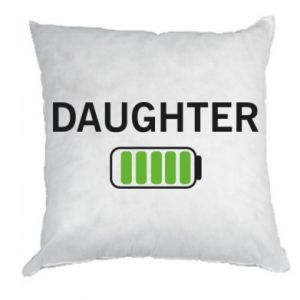 Pillow Daughter charge - PrintSalon