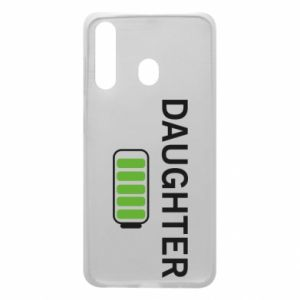 Phone case for Samsung A60 Daughter charge - PrintSalon