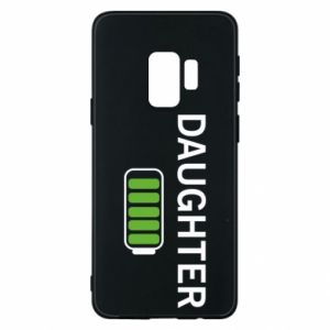 Phone case for Samsung S9 Daughter charge - PrintSalon