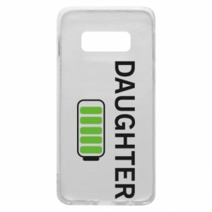 Phone case for Samsung S10e Daughter charge - PrintSalon