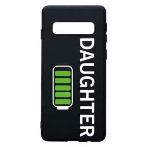 Phone case for Samsung S10 Daughter charge - PrintSalon