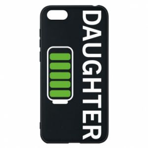 Phone case for Huawei Y5 2018 Daughter charge - PrintSalon