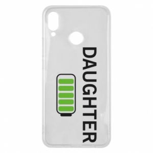 Phone case for Huawei P Smart Plus Daughter charge - PrintSalon