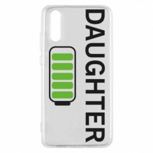 Phone case for Huawei P20 Daughter charge - PrintSalon