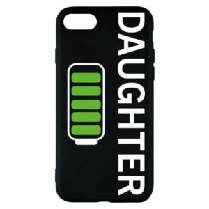 Phone case for iPhone 7 Daughter charge - PrintSalon