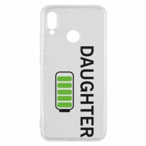 Phone case for Huawei P20 Lite Daughter charge - PrintSalon