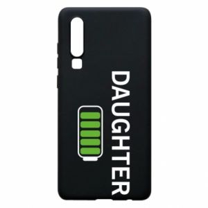 Phone case for Huawei P30 Daughter charge - PrintSalon