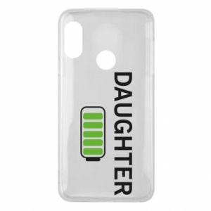 Phone case for Mi A2 Lite Daughter charge - PrintSalon